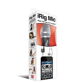 ~舒伯樂 ~ 樂器.錄音.音響 ~ IK Multimedia iRig Mic 行動裝置
