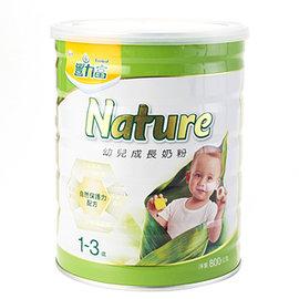 丰力富 NATURE+成长奶粉1-3岁1.5kg (6罐装)赠好礼