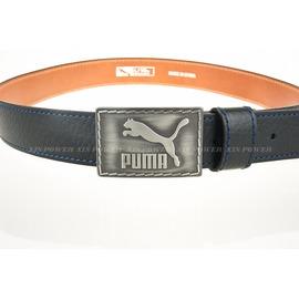 7折出清~PUMA Heritage復古造型真皮皮帶  (052038-01)