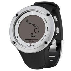 【芬蘭 SUUNTO】6折出清- Ambit 2 SILVER GPS 戶外運動錶.自助旅行錶.三鐵跑步游泳釣魚自行車心率.含高度計.指北針.氣壓計