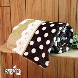 Lapin 陽光小羊 四季法蘭絨毯^(150x190cm^)