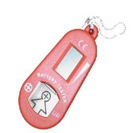 助聽器保養工具~~~~LED電池檢測器