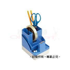 ~ABEL~力大~膠台筆筒 TD200 ~顏色:混色出貨 尺寸:110~142~139mm