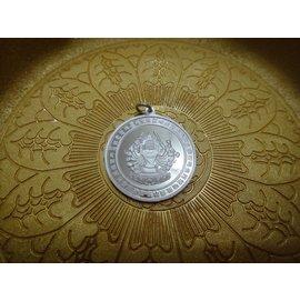 甘丹佛教文物 ^^^^ 純銀 準提鏡墜子 ^(可當項鍊 吊飾 ^)準提佛母大威力隨身護佑