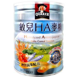 桂格敏兒HA麥精(吻魚蔬菜)700g