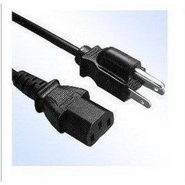 電腦主機/螢幕 三插/三孔 電源線/power線 (1.2米)