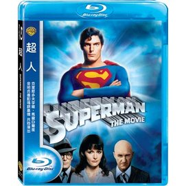 超人 superman 藍光BD