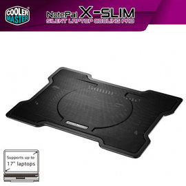 酷媽 CM Cooler Master NotePal X~Slim 筆電散熱墊^( 7吋