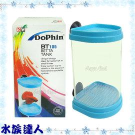 【水族達人】海豚Dophin《時尚迷你鬥魚缸.BT105》隔離箱/產卵箱/飼育盒/繁殖箱/產仔箱