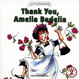 【老麥外文】〈小熊媽 書單〉THANK YOU AMELIA BEDELIA L2  單C
