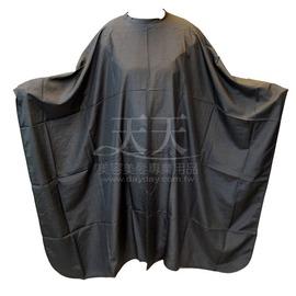 ~天天美容美髮材料~ DH ^#3009 絲光剪髮圍巾 ^(黑^) ^~38107^~