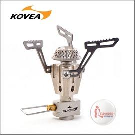 探險家戶外用品㊣KB-0808韓國KOVEA 火神 鋁合金爐體(迷你攻頂爐 經典爐 高山瓦斯爐 高山爐