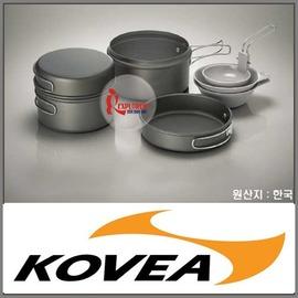 探險家戶外用品㊣KSK-SOL02韓國KOVEA 雙人鍋具組 套鍋具組/餐碗/碗盤/露營/野炊