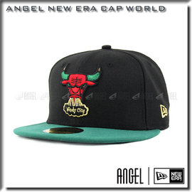 ~ANGEL SHOP~NEW ERA NBA Chicago Bulls 復古噴氣公牛