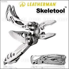 探險家戶外用品㊣830956 美國 LEATHERMAN Skeletool 工具鉗/尼龍 9功能 (工具刀 瑞士刀 萬用刀
