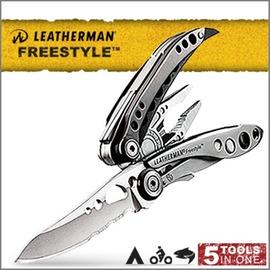 探險家戶外用品㊣831121 美國 LEATHERMAN 工具鉗切線刀 5功能(工具刀 瑞士刀 萬用刀