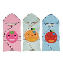 拉孚兒 naforye 3in1 彩虹糖包巾被~草莓 橘子 蘋果