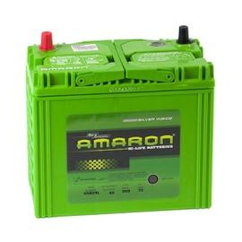 愛馬龍 AMARON 陸地龍 55B24L 銀鈣合金電池