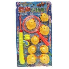黃色小鴨釣魚組 D450 小釣手釣鴨樂^(9件入^) 一卡入^~促150^~^~生 日系戲
