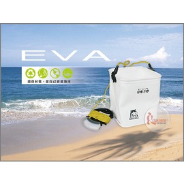 探險家戶外用品㊣35038灰熊GRIZZLY妙管家EVA戶外取水袋組 10L  水箱 萬用袋 露營 溪釣