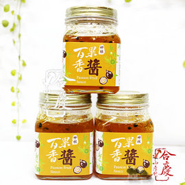 百香果果醬 420g^(罐^)