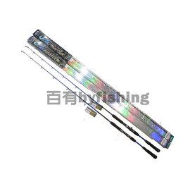 ◎百有釣具◎ EVO JIG FIGHTER EJR-S1-561 一本式直柄鐵板竿  適用50-200G