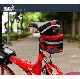 ~飛輪~ X~FREE 自行車多 座墊包^(紅色^)^~053~2532^~