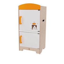 【紫貝殼】 『CLA03』德國 Hape 愛傑卡 角色扮演廚房系列大型冰箱(9月國際周年慶)【店面經營/可預約看貨】