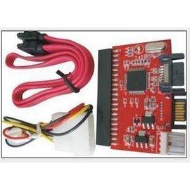 IDE轉SATA雙向轉換卡 (附IDE/SATA線) [DSS-00003]
