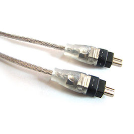IEEE1394火線 4P轉4P 公轉公 傳輸線/資料線 (1.5米)