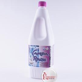 探險家戶外用品㊣30041DC荷蘭 THETFORD CAMPA RINSE 馬桶芳香劑2L-上層-粉 (行動馬桶用.行動廁所