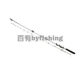 ◎百有釣具◎海浪力量 白竿 直尾 並繼式 筏竿 規格210~ 釣黑格的利器