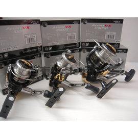 ◎百有釣具◎SHIMANO Accort VX 紡車式捲線器 2500/2500S/C3000型 特仕版!型錄上沒有的!優惠價