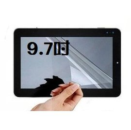 ipad 9.7吋 平板螢幕保護膜/保護貼/三明治貼 (防刮高清膜)