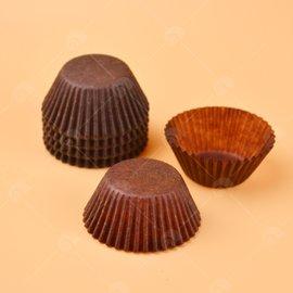 【艾佳】毅典紙杯-咖啡色C3323(約100入)