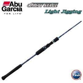 ◎百有釣具◎瑞典ABU SALTY STAGE Light Jigging 船釣鐵板路亞竿  規格SLC-632  A180槍柄/SLS-632  A180直柄~送鐵板(最後數量即將缺貨)