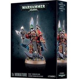 Games Workshop Warhammer 40000 戰鎚 ~指揮部~卡傲斯終結者