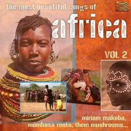 ARC EUCD2328 非洲肯亞人 民謠吟唱曲 The Most Beautiful S