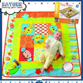 爬行毯 yookidoo寶寶音樂爬行毯/嬰兒遊戲毯/兒童地墊/遊戲墊【HH婦幼館】