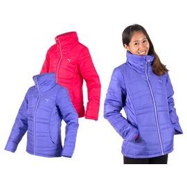 PUMA 女運動外套(鋪棉外套 休閒外套 保暖 立領 免運【03390441】≡排汗專家≡