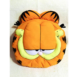 台北加菲貓 Garfield ~  加菲貓頭抱枕