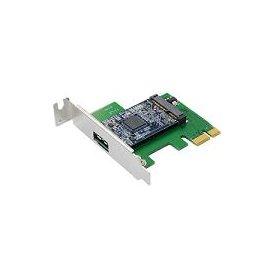 致宇科技股份有限公司 - Mini PCI Express轉USB 2.0擴展板/適配器 USB2380-AB EVK V1.0
