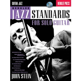 ~Berklee系列~Berklee Jazz Standards for Solo Gu