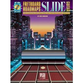 ~吉他系列~Fretboard Roadmaps – Slide Guitar