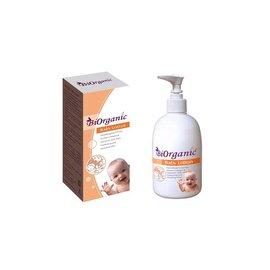 【紫貝殼】『NH07-3』法國原料生產製造 寶兒有機嬰兒潤膚乳液250ml【無人工色素、香精】