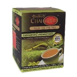 印度金牌即溶奶茶Indian Masala Tea隨身包^( 植物荳蔻配方  無糖 ^)