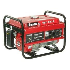 SHIN KOMI型鋼力 發電機SK3500 3500WATT★風冷式單缸四衝程