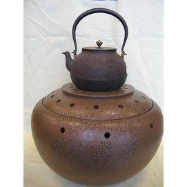 雅竹軒茶舍~改良式 火缽 鶯歌陶藝家改良 有兩種顏色 訂做 真的