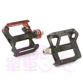 Xpedo 自行車快拆踏板鎖具 (QRDII-XCF10)巧妙 好 ,黑與白兩種《A65-