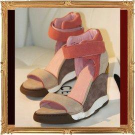 ~米蘭 ~~義大利 真皮 訂製~5w11女鞋高跟鞋低跟涼鞋厚底圓頭魚口鞋高跟包鞋平底鞋露趾